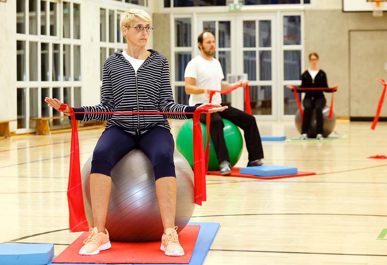 ganz körper training