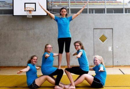 Gymnas-Teens